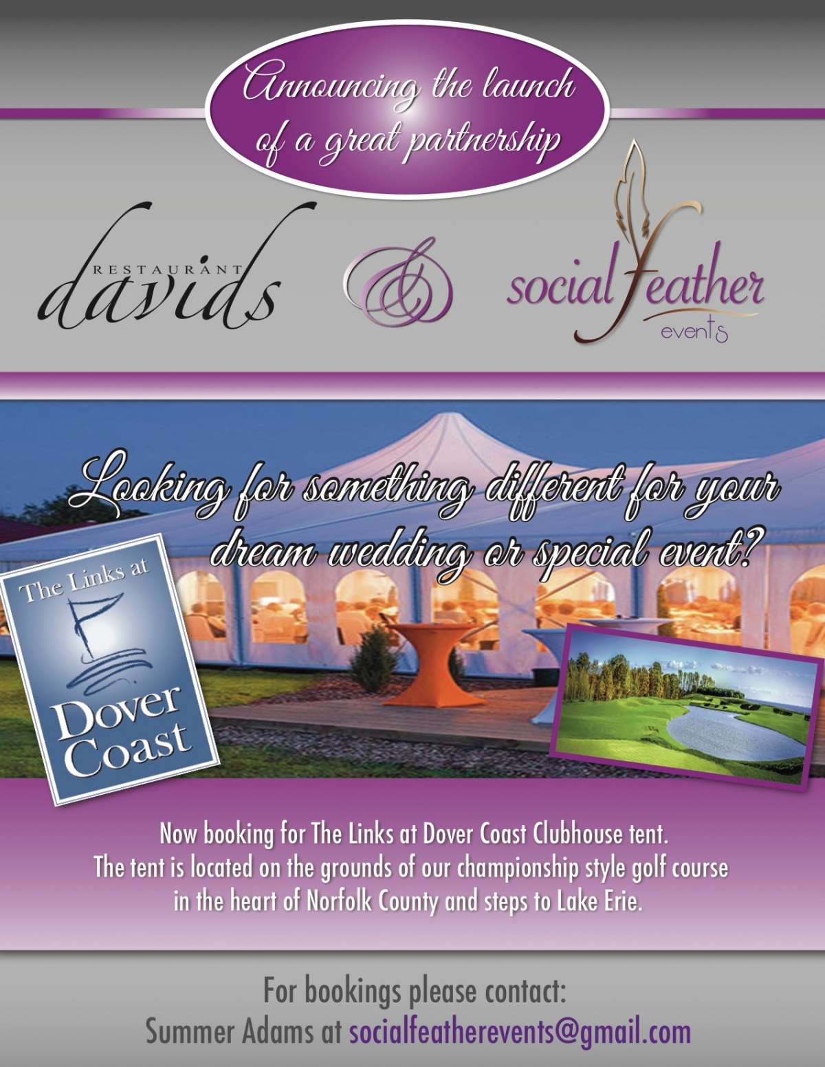 Social Feather Davids Flyer Final